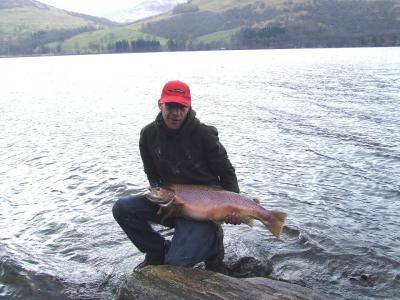 One Man Fishing Show