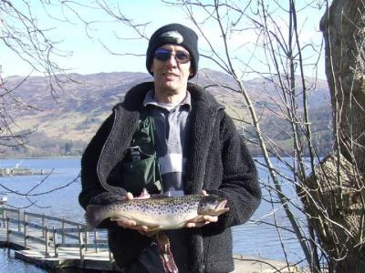 Trout on the Trawl