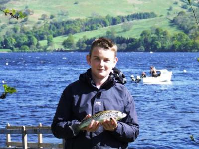 Connor Catches