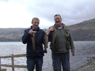 Three Browns for Airdrie Anglers