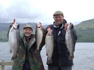 Unbelievable Day's Fishing