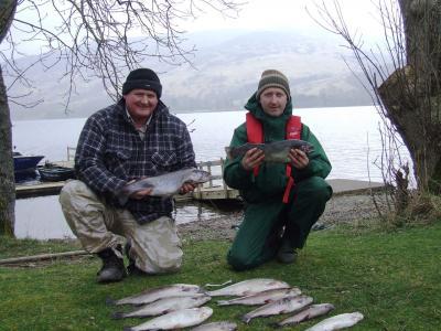 Super start to the New Fishing Season