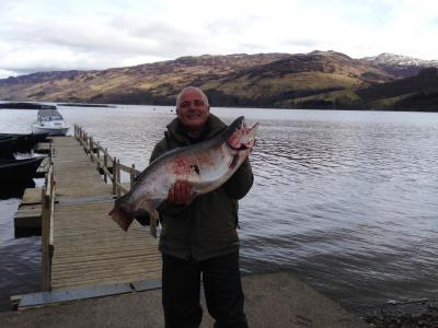 Super Rainbow for Renfrew Angler