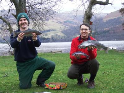 Good Start for Local Anglers