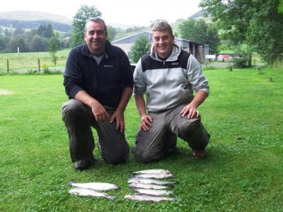 Great day for Galston Anglers