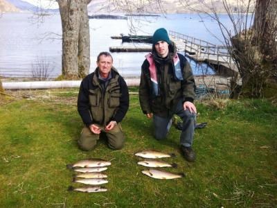 A Fantastic Day's Fishing