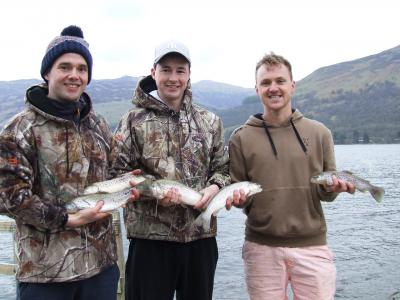 Success for Sauchie Fishers