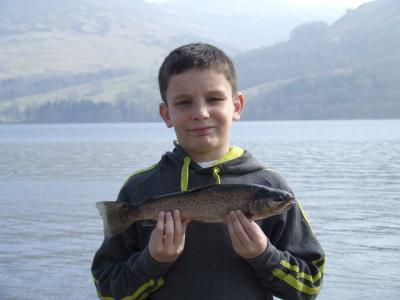 James First Fish