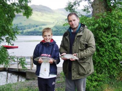Thomsons take trout