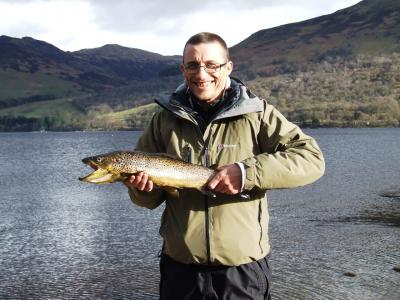 Neil Nets Super Brown at Neish