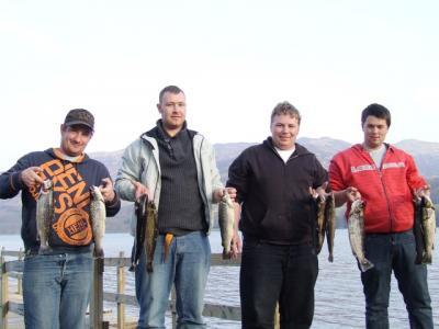 Fantastic Fishing for Falkirk Friends