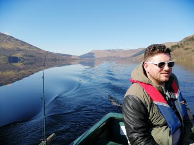 Stunning Photos of Loch Earn
