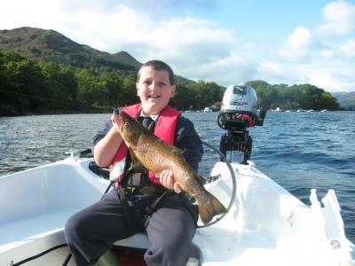 Trawling Rapala Rewards Robert