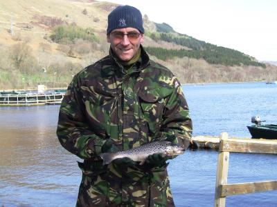 First Earn Fish for Ian