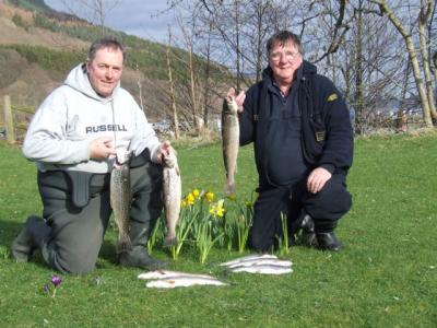 A Good Days Fishing