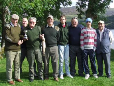 Stranraer & District Angling Club Outing