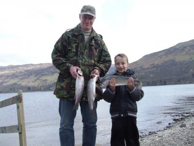 Fish of the Day for Liam