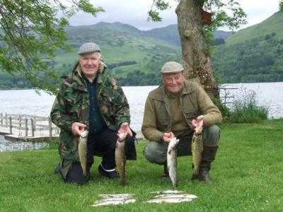 Double Limit for Irvine Fishers