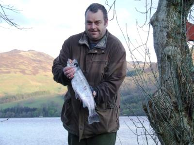 Big Rainbow for Fauldhouse Fisher