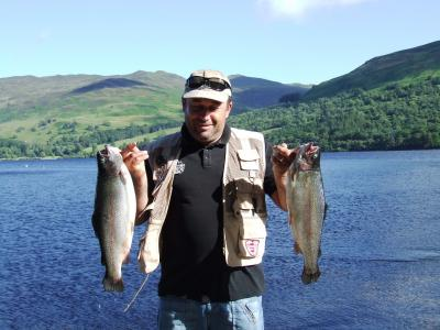 Best Days Fishing Ever for Billy