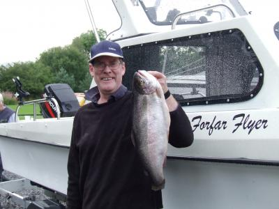 Fish for Forfar Flyer