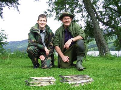 Double limit bag of Browns for Chris & John
