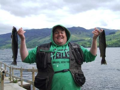 Flyfishing success for Findlater
